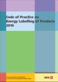 Revision of Code of Practice on Energy Labelling of Products