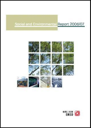 Social and Environmental Report 2006/07