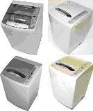 SANYO washing machine ASW-F100AT, ASW-F95AT, ASW-F98AP and ASW-F95AP