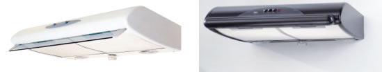 ZANUSSI cooker hoods (model nos. ZH7110W, ZH7110GM, ZH7110S, ZH7120W, ZH7120GM and ZH7120S)