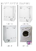 15 models of Ariston and Indesit tumble dryers