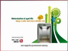 Lift modernisation